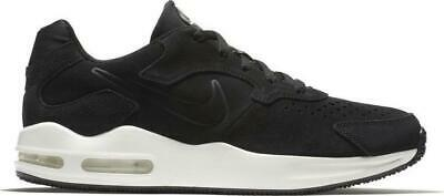 NIKE AIR MAX Guile Premium Black Mens Trainers $65.44