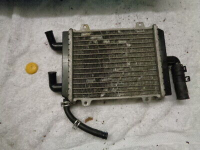 Peugeot Speedfight 50 1 & 2 Moped Scooter Rad Radiator Cooling Assy 3