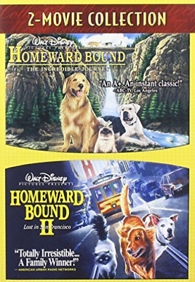 Artist Not Provided-Homeward Bound:incredible Journey/Hom (Us Import) Dvd New