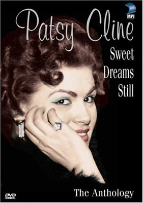 CLINE,PATSY-SWEET DREAMS STILL: THE ANTHOLOGY (Importación USA) DVD NUEVO