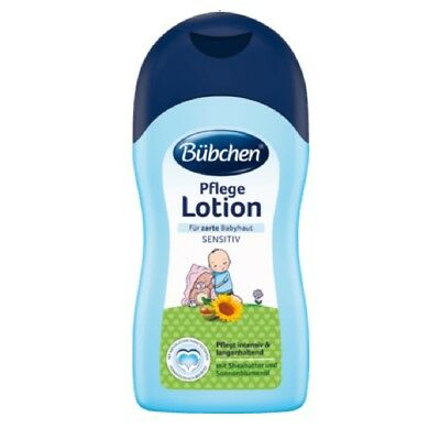 Bubchen Sensitive Nourishing Lotion 400ml