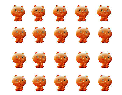 """NEW Wiggly Wiggley Wiggle Eye Eyes Shank Back Sewing Buttons 50pc VHTF 1//2/"""" 15mm"""