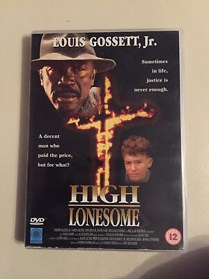 HIGH LONESOME dvd Louis Gossett Jr Joseph Mazzello Set In 1930 Brilliant Film