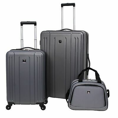 6936f22d9 SKYLINE 4 PIECE Luggage Set - Blue/Green - $69.99 | PicClick