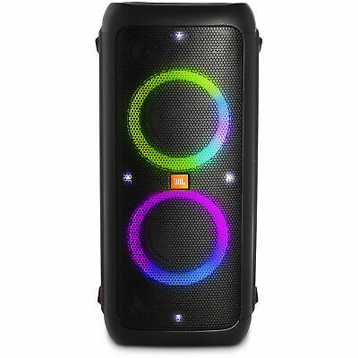 JBL Partybox 300, Bluetooth Powered Speaker, Bass Boosted