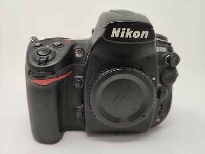Nikon D700 Body Only - One Owner - 62k Shutter Count - w/ Batteries
