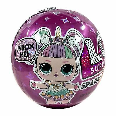 L.O.L. Surprise! Sparkle Doll LOL MGA Collectible Series 7EDPzo1