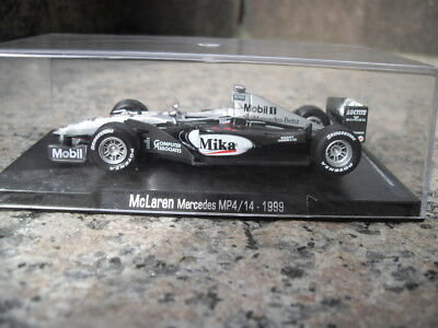 Mclaren Mercedes MP4/14 1999 Häkkinen 1:43  F1 Formel 1 Formula One Grand Prix