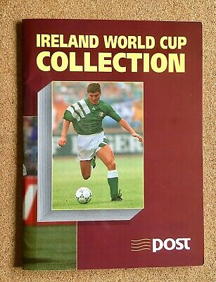 IRELAND 1994 World Cup COLLECTION IN AN POST PRESENTATION FOLDER WITH FDC (1)