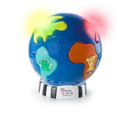 Baby Einstein EXPLORATION GLOBE Baby night light, Melody Musical Toy - Fast Del