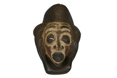 "Punu Face Mask - 12"" - Gabon"