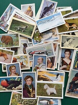 Collectable Trading Cards - Mixed Bag Of 100 Cards In Good Condition