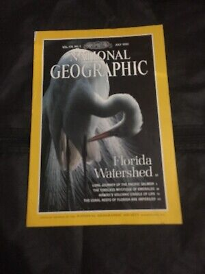 National Geographic Magazine Vol. 178 No. 1 July 1990 - Homeschool