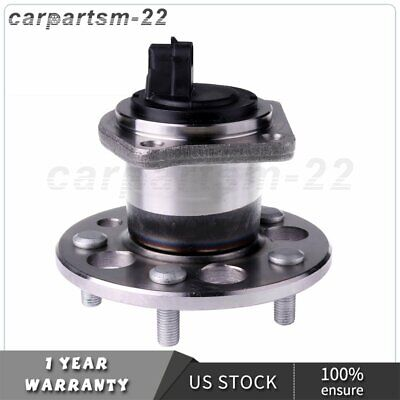 Rear Wheel Hub & Bearing Assembly Left or Right  5 Lug w/ABS For Toyota Sienna