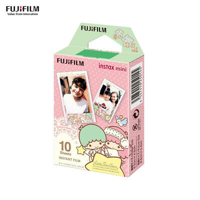 10Sheets Fujifilm Instax Mini Camera Film For Fujifilm Mini 9/8/7s/25/50s/70/90