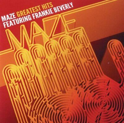 Maze Cd - Greatest Hits: 30 Years Of Soul (2011) - New Unopened -Frankie Beverly