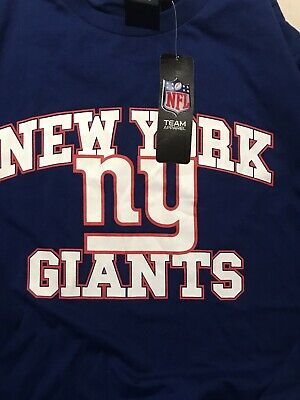 New York Giants NFL Tshirt Size Large Official With Tags
