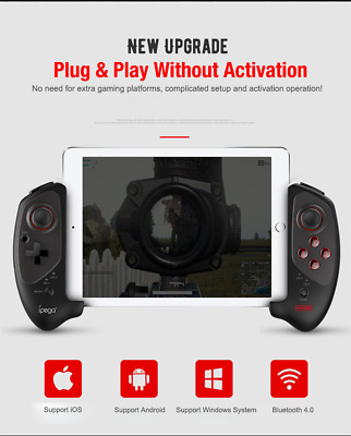 iPEGA PG-9083S Wireless Bluetooth Game Controller Gamepad for Android iOS PC