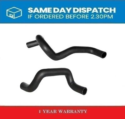 A SET OF RADIATOR WATER HOSE BOTTOM LOWER /& UPPER TOP HOSES FORD FOCUS 1.4 1.6