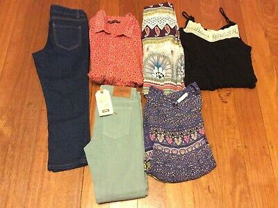 Bulk Bundle Women's Clothes Size 10 Excellent Used Condition Dangerfield Jayjay