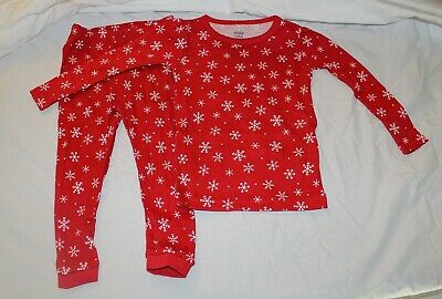 NEW Carters Baby Toddler Girl Christmas Long Sleeve Snow Sizes 12 thru 3T Red
