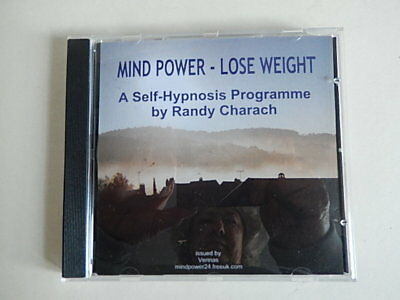 Slim enough? CD MIND POWER - LOSE WEIGHT with a Self-Hypnosis Programme