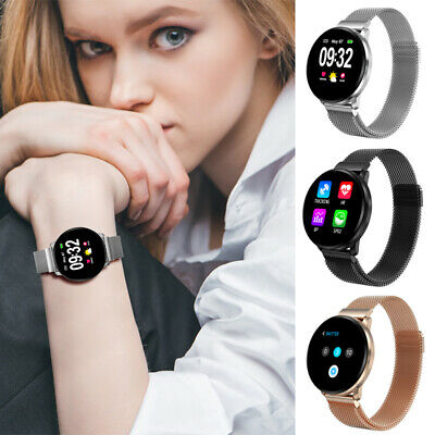 CA CF68 Smart Watch Blood Pressure / Heart Rate / Sleep Monitor Sports Bracelet
