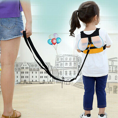 1.5m Anti-Loss Strap Wrist Link Hand Harness Leash band Safety for Toddler Child