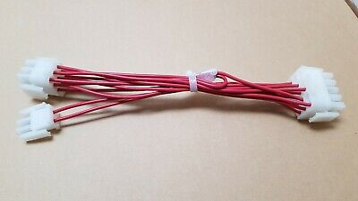 Cable harness wire plug for Henny Penny fryer Fastron computer panel