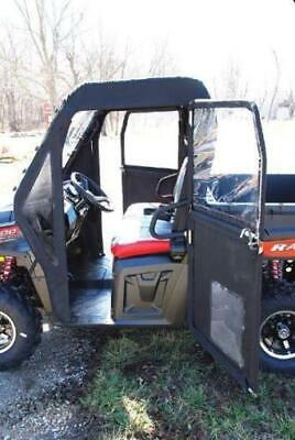 Polaris Full Size Ranger With Round Cage Seizmik Full Size Doors 06003