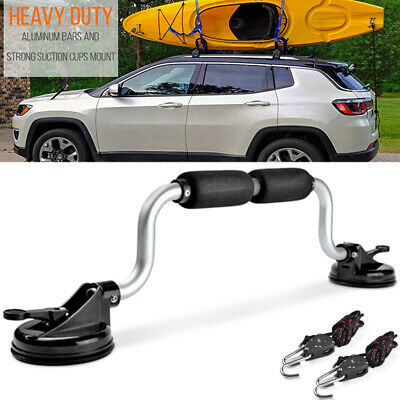 Kayak Boat Roller SUV Car Truck Canoe Top Mount HD+Roof Carrier Load Assist Rack