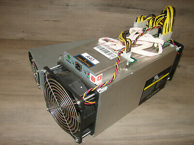 Halong Mining Dragonmint T1 16th ASIC boost miner + power source  USED 6 MONTHS