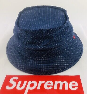 6d6f055d USED SUPREME X Lacoste Velour Crusher Bucket Hat Size Large - $70.00 ...
