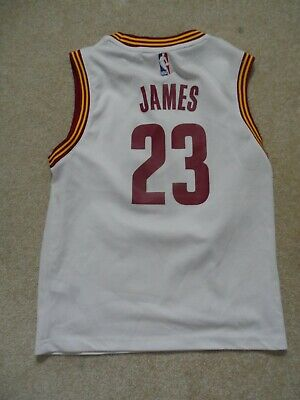 check out e00eb 23600 ADIDAS NBA JERSEY Cleveland Cavaliers LeBron James Black Alt ...