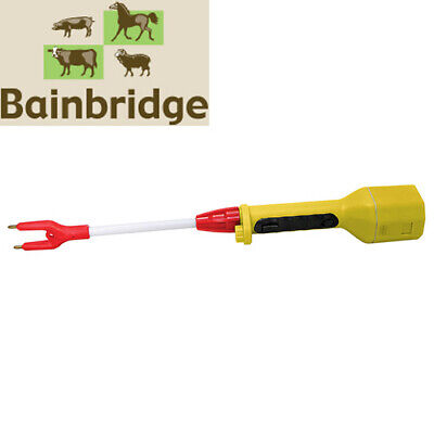 Bainbridge Non Rechargeable Livestock Cattle Prod 108cm Overall Length Prodder