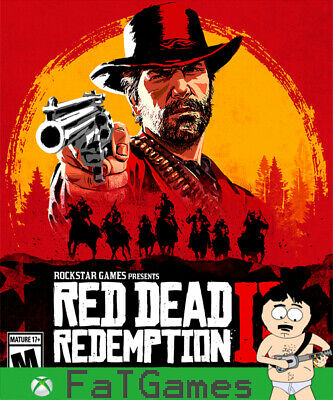 Red Dead Redemption 2 Xbox One read description