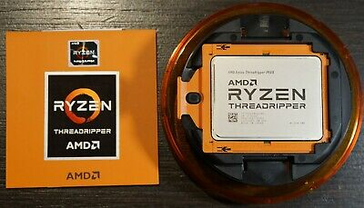 AMD RYZEN THREADRIPPER 1920X (12-core/24-thread) Desktop