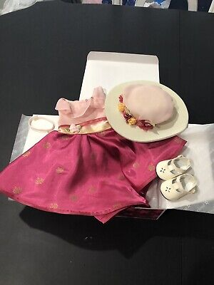 American Girl Rebecca's Retired Movie Dress Set - Complete Excellent Condition