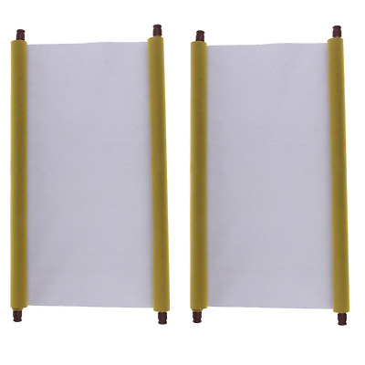 2 Pieces Magic Reusable Water Write Cloth Chinese Calligraphy Practice Paper
