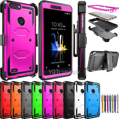 PHONE CASE FOR ZTE Blade X Max / Max XL / ZMAX Pro Heavy Duty Cover