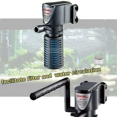 3 in 1 Aquarium Internal Filter Oxygen-Submersible Water-Pump For Fish-Tank-Pond
