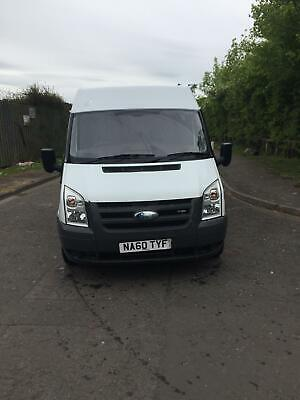 Ford Transit semi high roof 60 plate