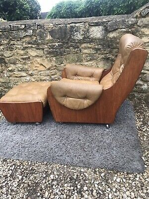 g plan sofa vintage And 2 Armchairs