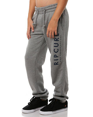 BNWT Rip curl Boys Youth Fleece Track Pants Casual Sport Sweat Pants 10-16