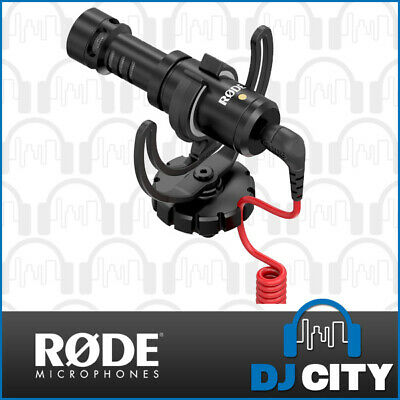Rode VideoMicro Compact On-Camera Microphone for Camcorders and DSLR Cameras