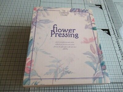 The Country Diary Flower Press