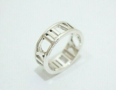b9f5a6843847f NEW TIFFANY CO Atlas band ring 6 6.5 or 7 your choice all nib never ...