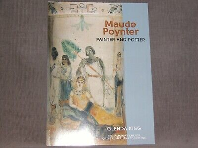 Book - Maude Poynter Painter and Potter by Glenda King