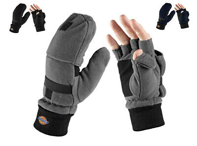 Dickies - Mitaines/Gants polaire amovibles