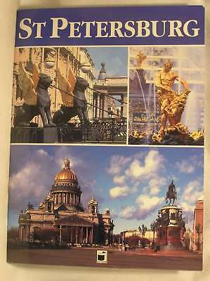 St Petersburg, Alfa Colour, Very Good Book